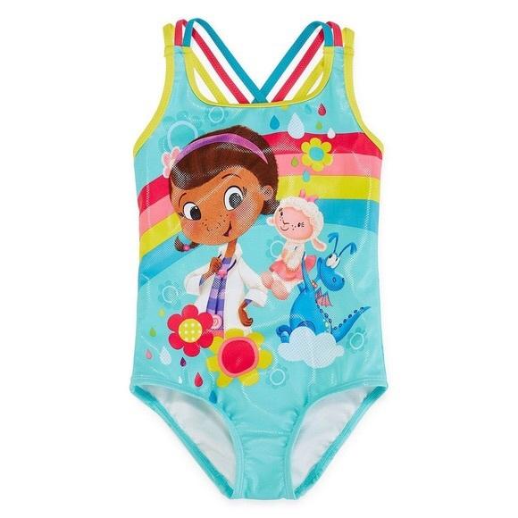 3b3a78f4d54a9 Disney Swim | Collection Doc Mcstuffin Wear | Poshmark